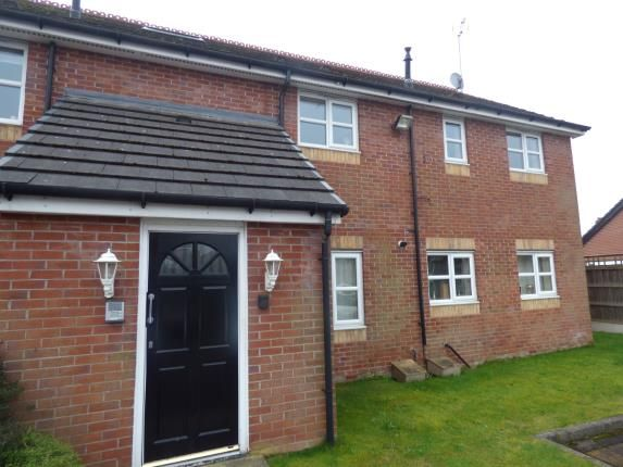 Thumbnail Flat For Sale In Welles Street Sandbach Cheshire