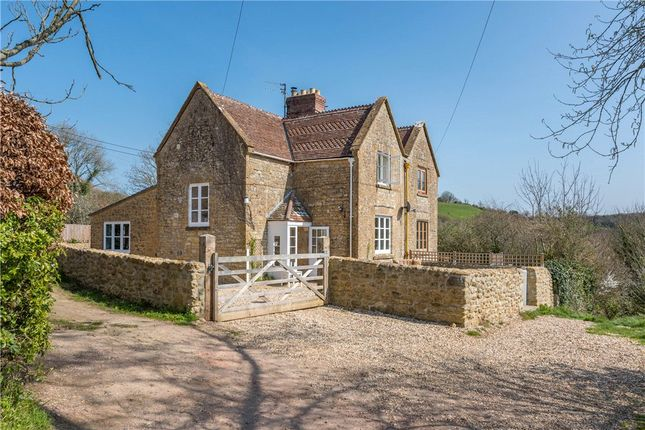 Thumbnail Semi-detached house for sale in Knapp Cottages, Powerstock, Bridport, Dorset
