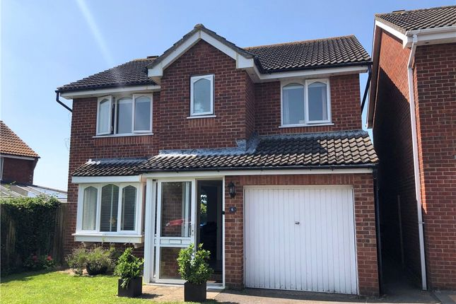 4 bed detached house to rent in Askwith Close, Sherborne, Dorset DT9