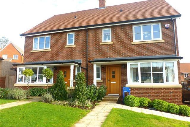 Thumbnail Semi-detached house to rent in The Coppice, The Beeches, Haywards Heath
