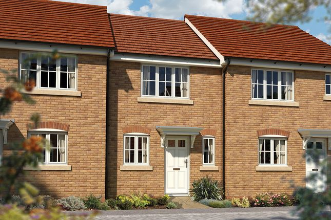 "Thumbnail Terraced house for sale in ""The Amberley"" at Hallatrow Road, Paulton, Bristol"