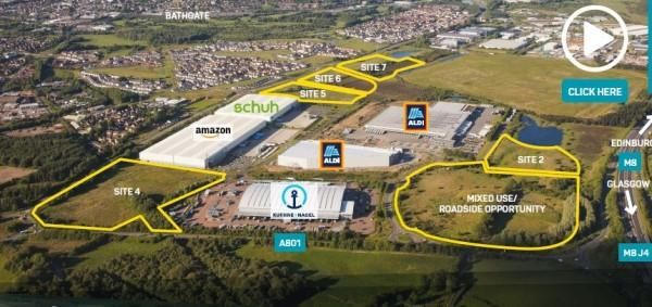 Thumbnail Light industrial for sale in J4M8, Strand Drive, Bathgate, West Lothian