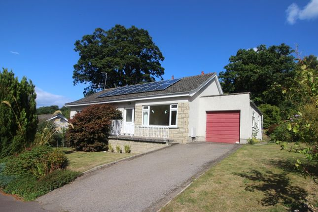 Thumbnail Detached bungalow for sale in St Leonards Drive, Forres