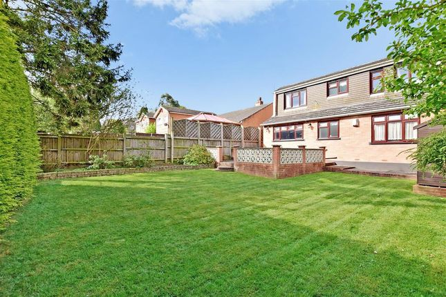 3 bed bungalow for sale in Tunbury Avenue, Walderslade, Chatham, Kent