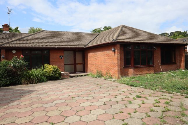 Thumbnail Bungalow for sale in Silverdale Street, Kempston, Bedford, Bedfordshire