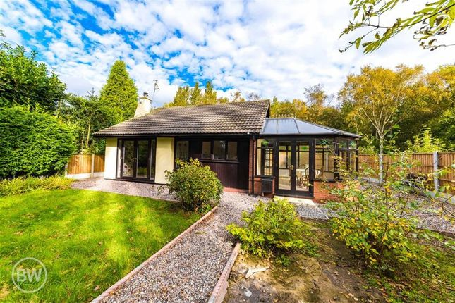 Thumbnail Detached bungalow for sale in Pickley Green, Leigh, Lancashire