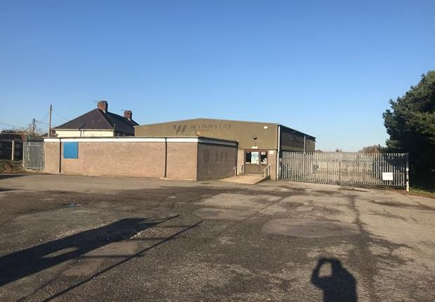 Thumbnail Light industrial to let in Park Road, Ruthin, Denbighshire