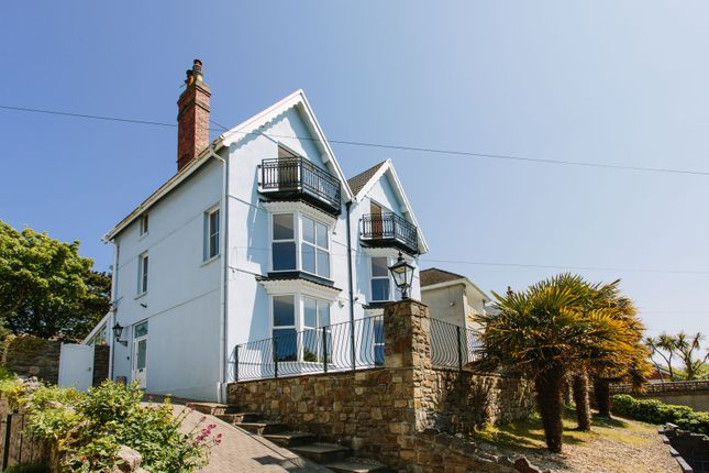 Thumbnail Detached house for sale in Higher Lane, Langland