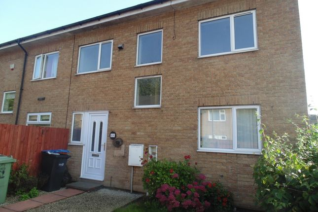 Thumbnail End terrace house to rent in Pentland Close, Peterlee