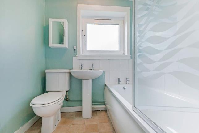 Bathroom of Barnhill Street, Greenock, Inverclyde PA15