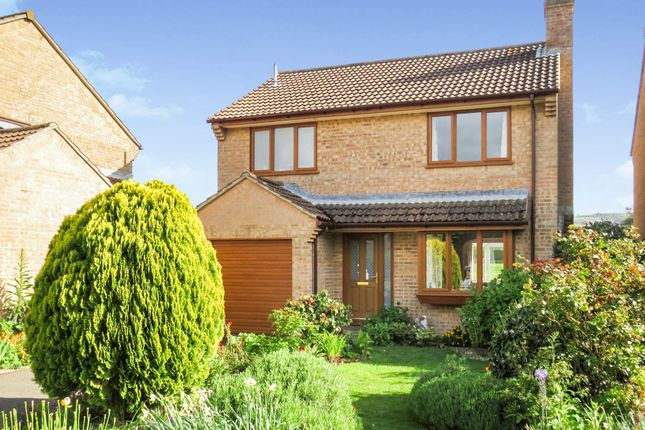 Detached house for sale in Haven Close, Dunster, Minehead