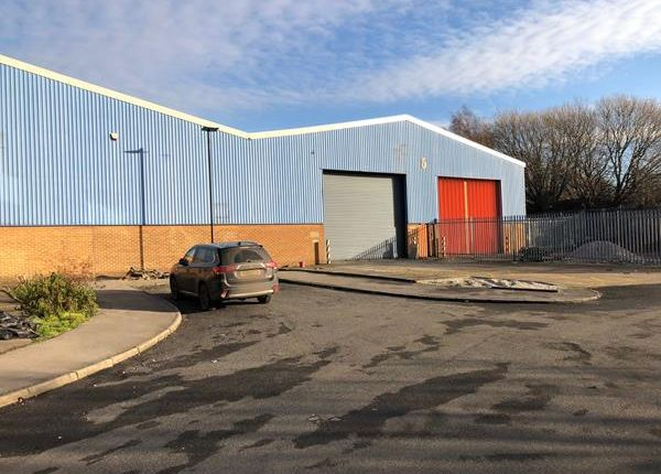 Thumbnail Light industrial to let in Unit 5, Tinsley Park Close, Sheffield