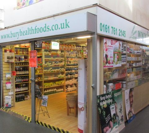 Thumbnail Retail premises for sale in The Market Hall, Bury