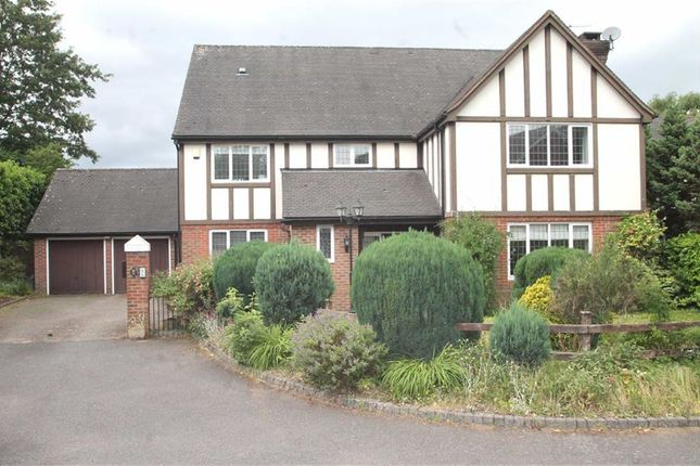 Thumbnail Detached house for sale in Belgrove Close, Edgbaston, Birmingham