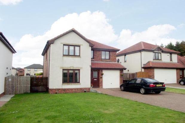 Thumbnail Detached house to rent in Patrickbank Crescent, Elderslie, Johnstone