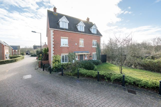 Thumbnail Detached house for sale in Park Drive, Tiptree, Colchester