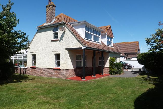 Thumbnail Detached house for sale in Croft Road, Selsey, Chichester