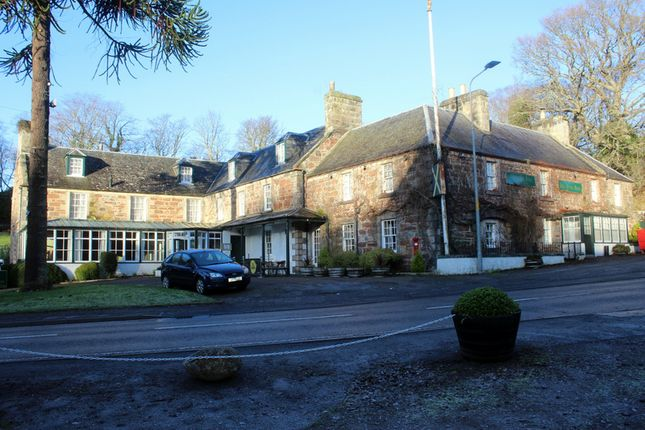 Thumbnail Hotel/guest house to let in Golspie Inn, Golspie, Sutherland