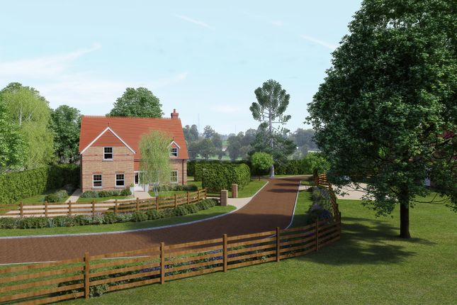 Thumbnail Detached house for sale in New Ground Road, Aldbury, Tring