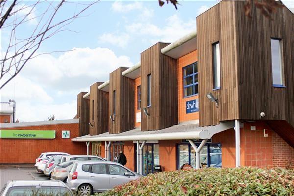 Thumbnail Flat for sale in Aiken Road, Swindon