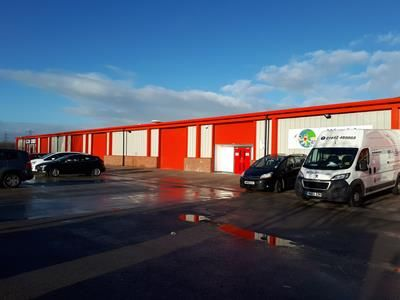 Thumbnail Commercial property for sale in Dormanstown Industrial Estate Units 1 - 5 West Coatham Lane, Redcar