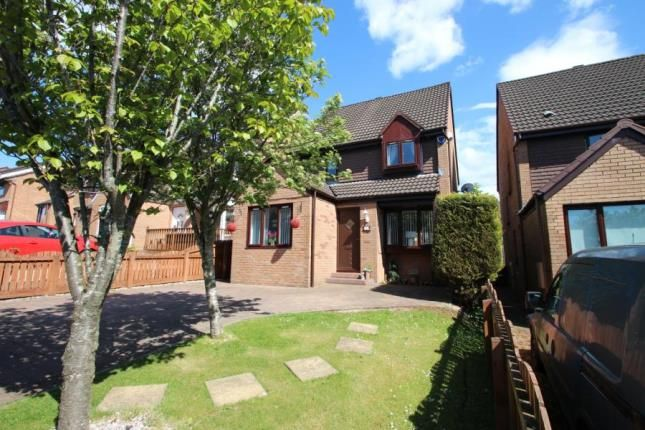 Thumbnail Detached house for sale in Micklehouse Road, Baillieston, Glasgow, Lanarkshire