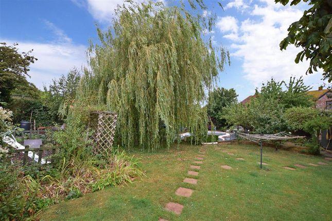 Rear Garden of Queenborough Road, Minster On Sea, Sheerness, Kent ME12