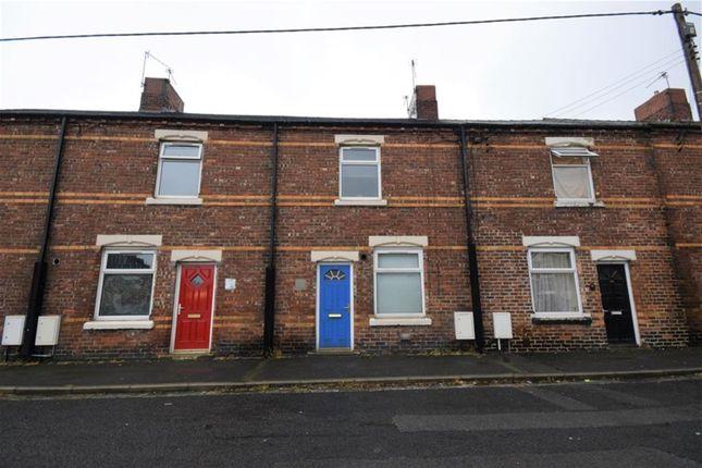 Thumbnail Terraced house for sale in Warren Street, Horden, County Durham