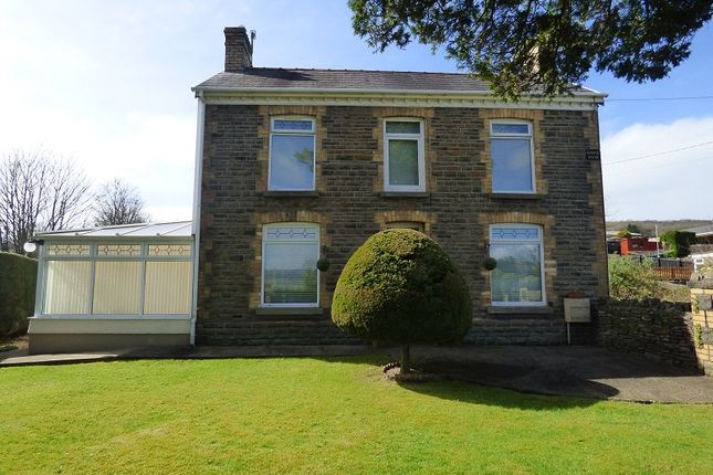 Thumbnail Detached house for sale in Penyard Road, Longford, Neath .