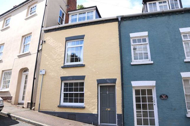 Thumbnail Terraced house for sale in Wye Street, Ross-On-Wye
