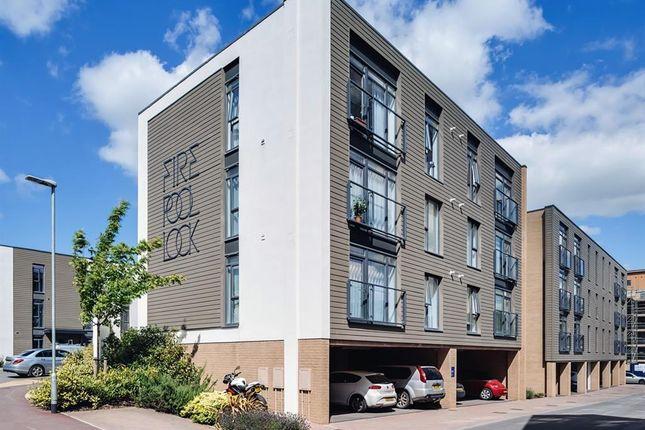 Thumbnail Flat to rent in Firepool View, Taunton
