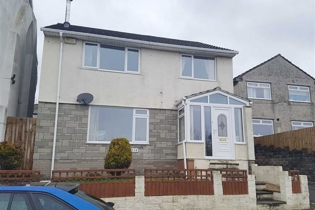 Thumbnail Detached house for sale in Dock View Road, Barry