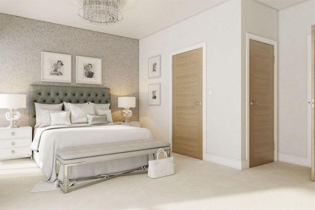 Bedroom Example of Plot 26, The Boston, St. Andrew's Park, Uxbridge UB10