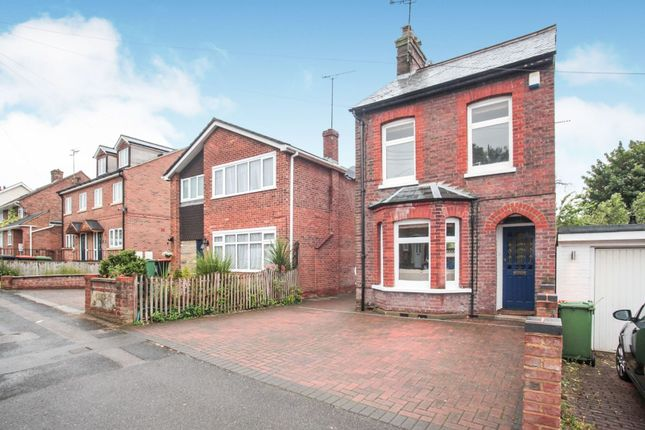 Thumbnail Detached house for sale in Garden Road, Dunstable