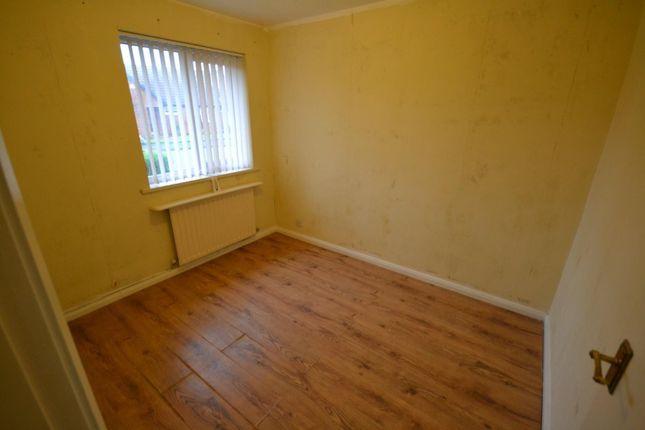 Bedroom Two of Pendine Close, Callands, Warrington WA5