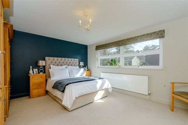 Thumbnail Detached house for sale in Oakwood Road, Windlesham, Surrey