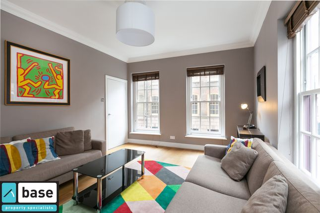Thumbnail End terrace house to rent in Princelet Street, Spitalfields