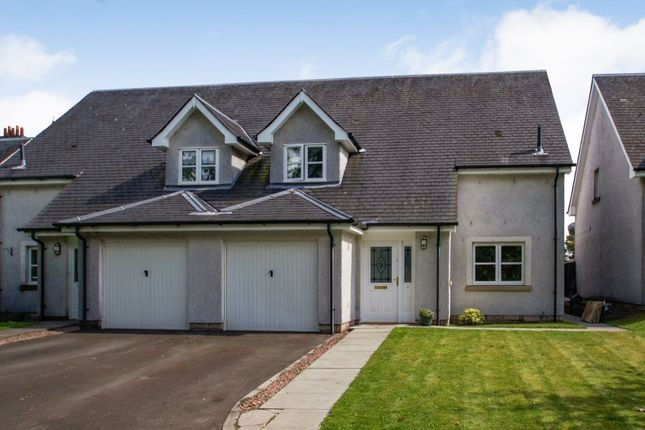 Semi-detached house for sale in Orchard Grove, Leven