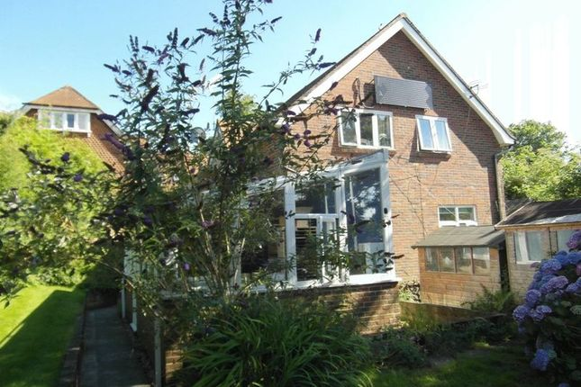 Thumbnail Detached house for sale in Plawhatch Lane, Sharpthorne, East Grinstead