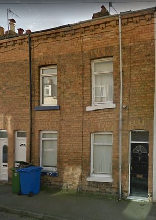 Thumbnail Terraced house to rent in Nelson Street, Scarborough