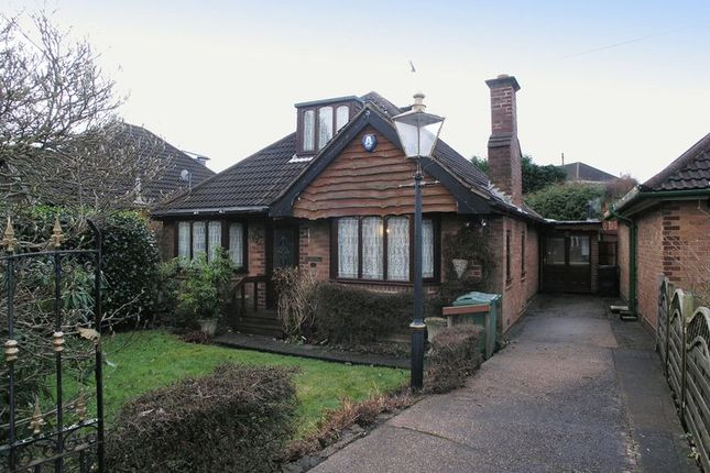 Thumbnail Detached bungalow for sale in Dudley, Netherton, Yew Tree Hills