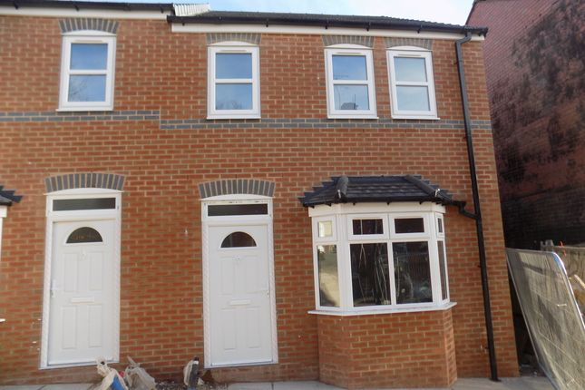 Thumbnail Semi-detached house for sale in Green Lane, Handsworth, Birmingham