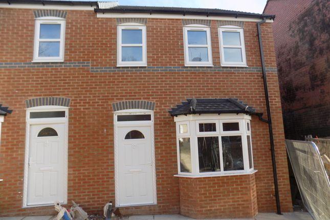 Thumbnail Semi-detached house for sale in Green Lane, Handsworth, Birmingham
