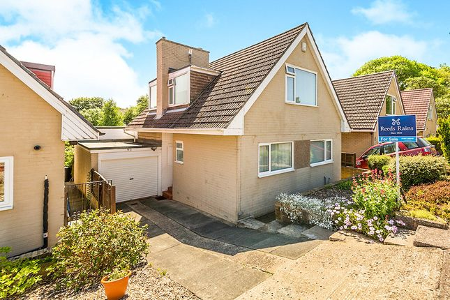 Thumbnail Detached house for sale in Foxhills Crescent, Lanchester, Durham