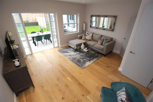 Thumbnail End terrace house for sale in Accommodation Road, East Barnet