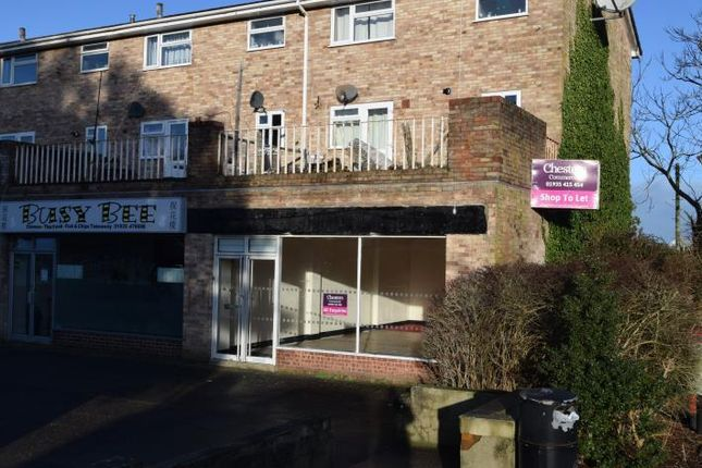 Thumbnail Retail premises to let in 41, Forest Hill, Yeovil