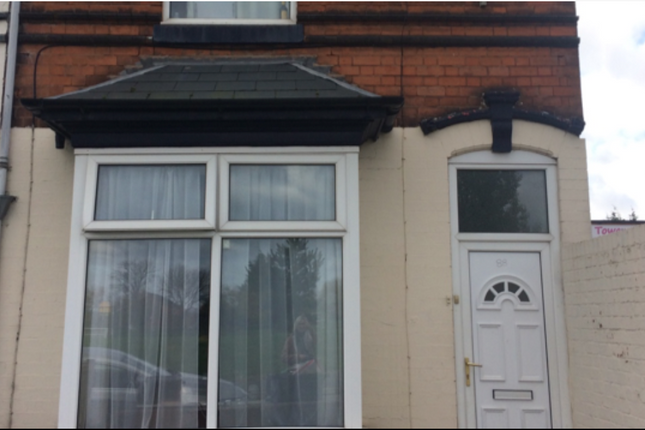 Thumbnail End terrace house to rent in Reservoir Road, Birmingham