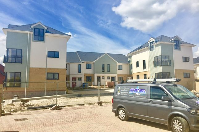 Thumbnail Town house for sale in Medway Drive, Preston, Weymouth