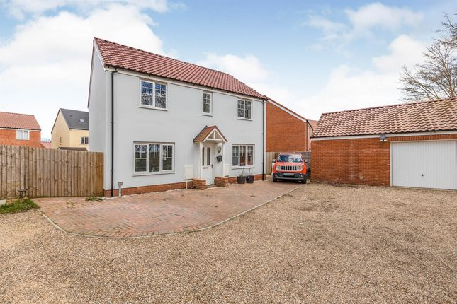 4 bed detached house for sale in Hitcham Road, Framlingham, Woodbridge IP13