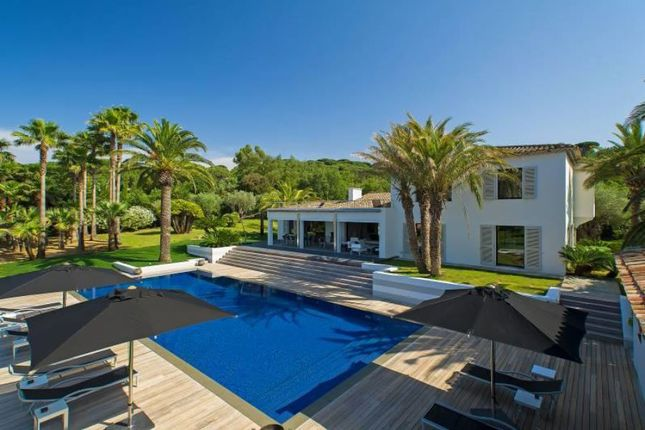 Thumbnail Villa for sale in Le Capon, Saint-Tropez (Commune), Saint-Tropez, Draguignan, Var, Provence-Alpes-Côte D'azur, France
